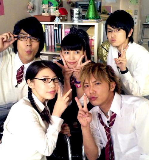 Yankee-kun to Megane-chan Yankee11