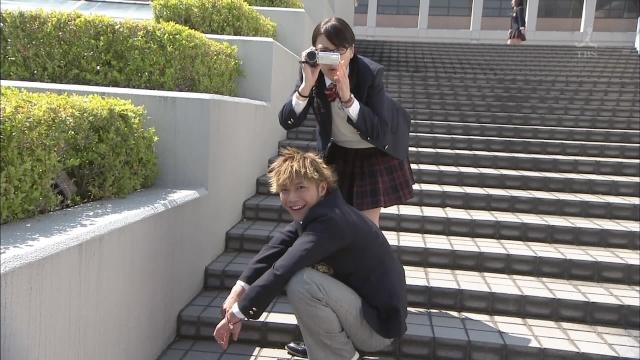 Yankee-kun to Megane-chan Ytmep010