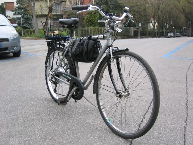 E se non volessi pedalare??? 0000710