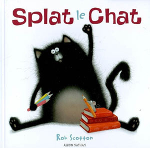 Les livres de rob Scotton Splat-10