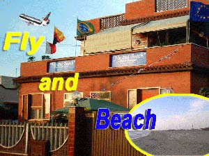 BED & BREAKFAST LAZIO FIUMICINO ROMA-Fly & Beach Tl13