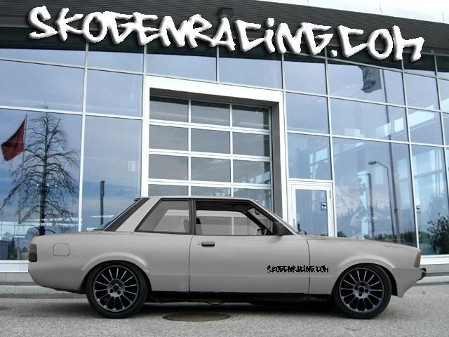 "Crille - Ford taunus Turbo  Goes crazy ""2009"" Skogen19"