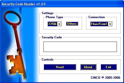 Nokia DCT-4 Security Code Reader v1.03 Without Box V211