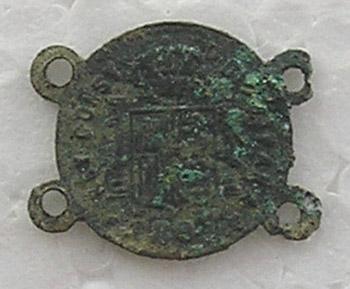 Alfonso XIII medalla?, pulsera?? Imagen14