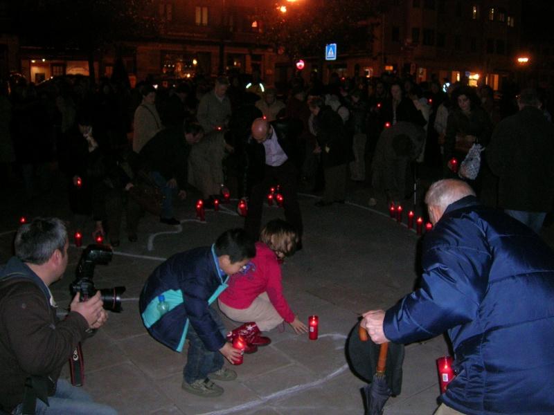 FOTOS - Colaboracion para la realizacion de la Paloma de la Paz del 11-M Dscn0817