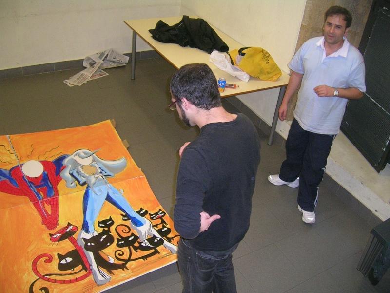 """FOTOS - Paneles para los """"Encuentros Rúnicos"""" 2008 Dscn0821"""
