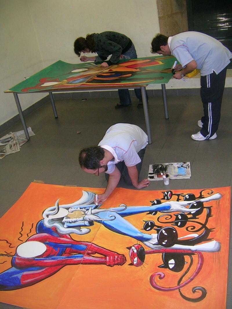 """FOTOS - Paneles para los """"Encuentros Rúnicos"""" 2008 Dscn0823"""