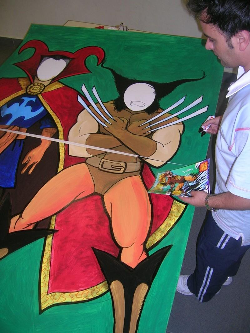 """FOTOS - Paneles para los """"Encuentros Rúnicos"""" 2008 Dscn0828"""