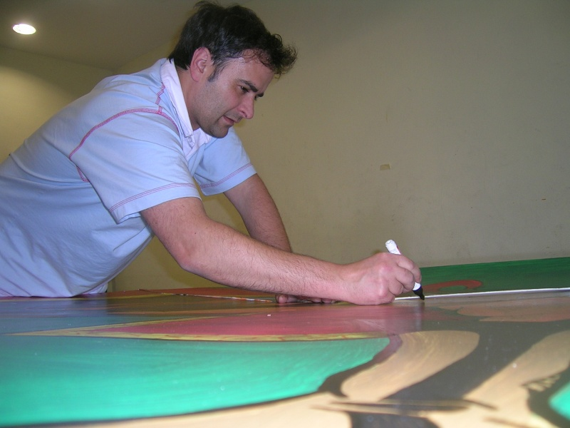 """FOTOS - Paneles para los """"Encuentros Rúnicos"""" 2008 Dscn0830"""