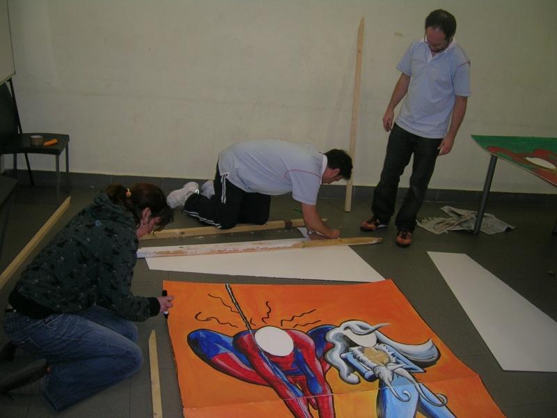 """FOTOS - Paneles para los """"Encuentros Rúnicos"""" 2008 Dscn0831"""