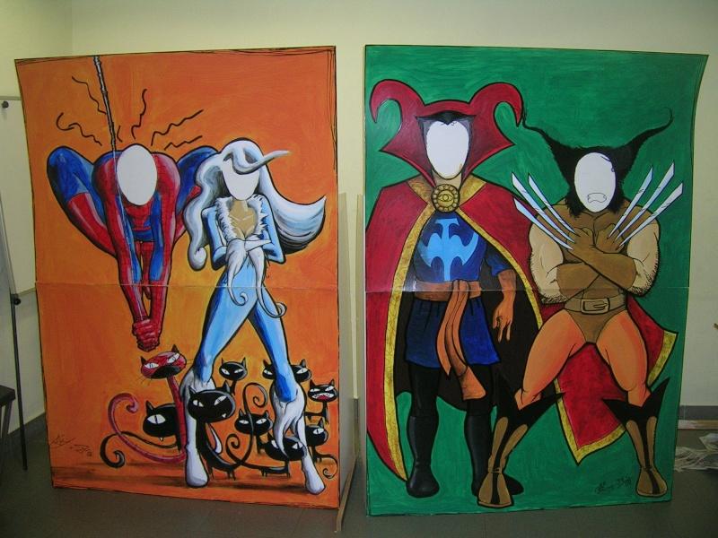 """FOTOS - Paneles para los """"Encuentros Rúnicos"""" 2008 Dscn0911"""