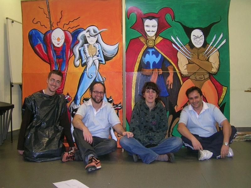 """FOTOS - Paneles para los """"Encuentros Rúnicos"""" 2008 Dscn0912"""