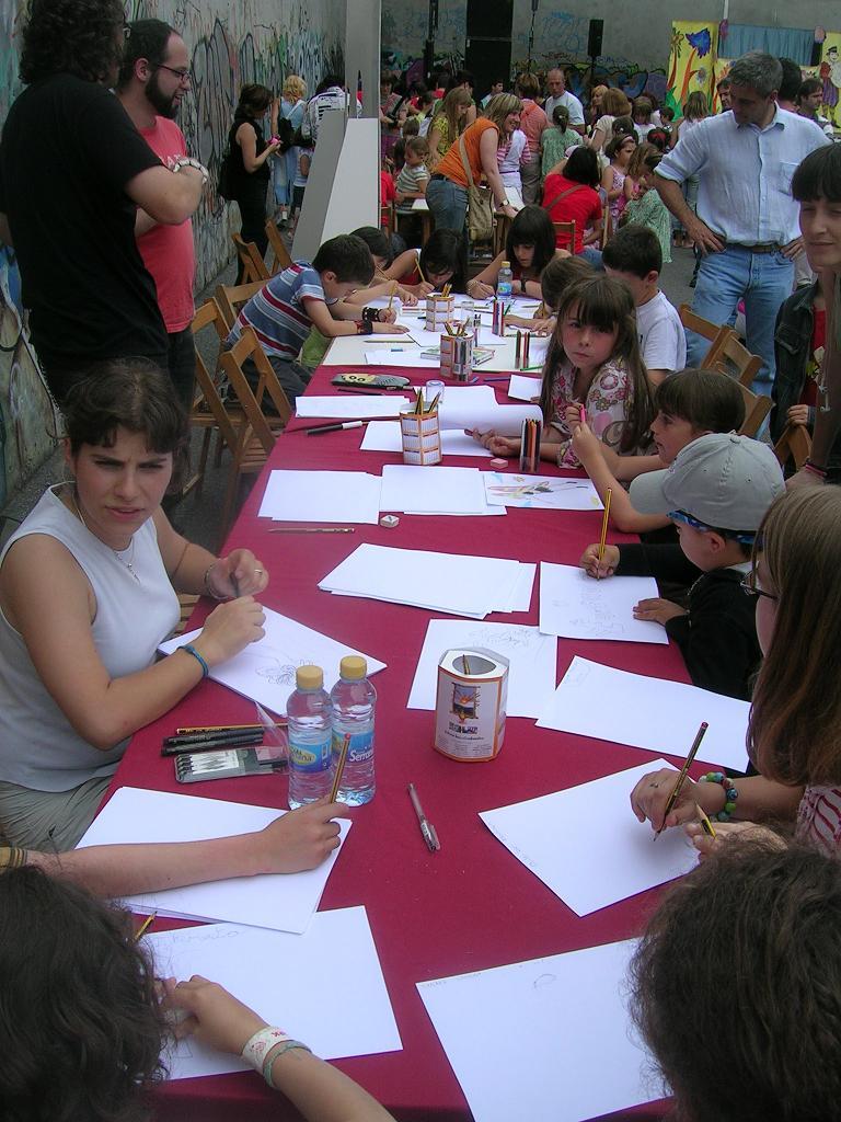 FOTOS - Fiesta del Gazteleku Martindozenea 2008 Dscn1614