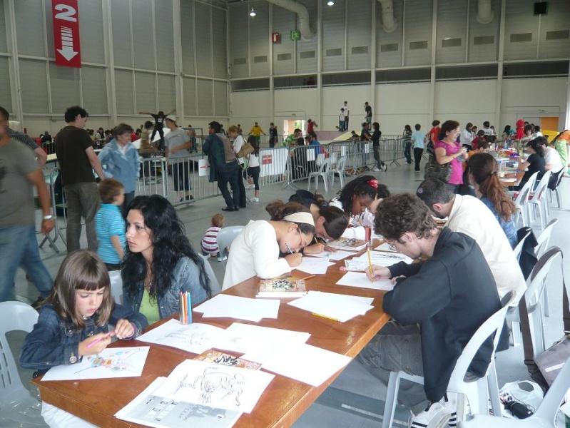 FOTORREPORTAJE - Segunda Fiesta del Gazteleku 2008 P1010429