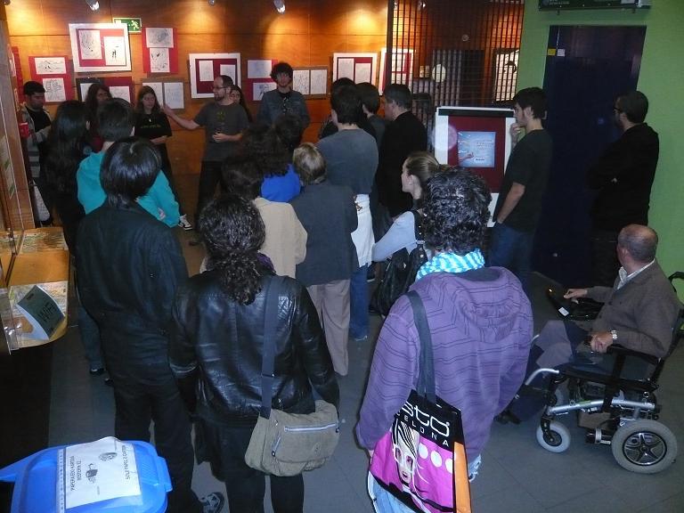 Nuestra primera Exposición!!! P1090410