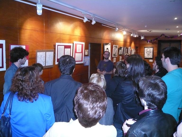 Nuestra primera Exposición!!! P1090411