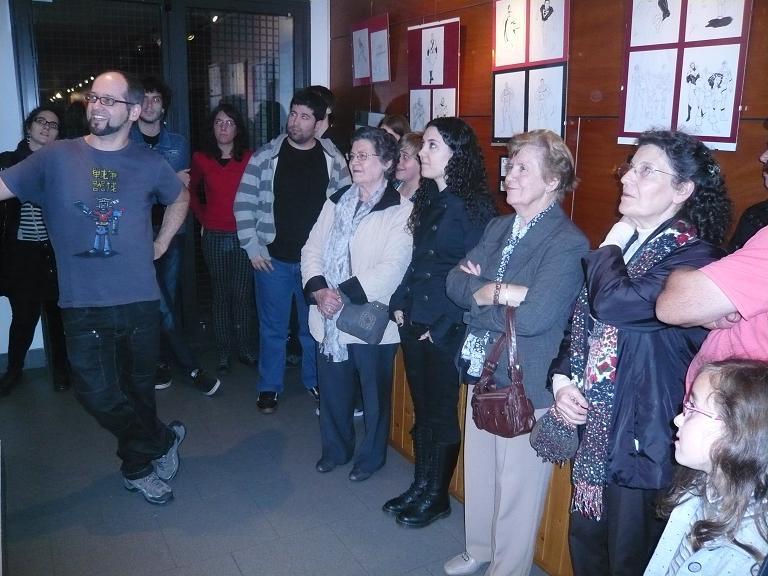 Nuestra primera Exposición!!! P1090510