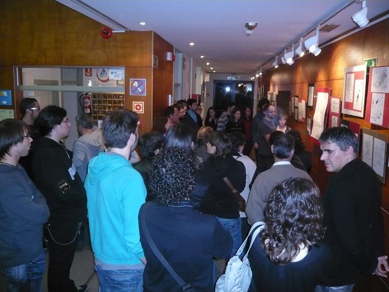 Nuestra primera Exposición!!! P1090512