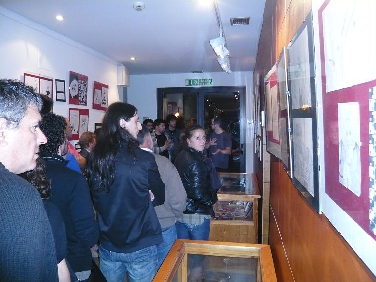 Nuestra primera Exposición!!! P1090513