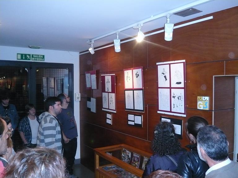 Nuestra primera Exposición!!! P1090514