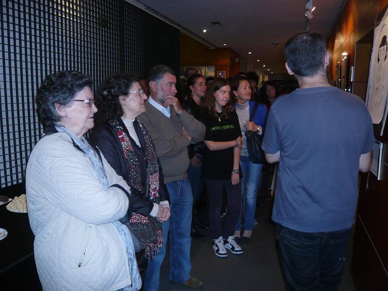 Nuestra primera Exposición!!! P1090515