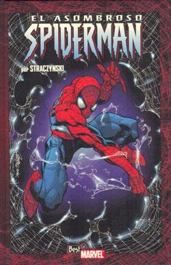 El asombroso SPIDERMAN (por STRACZYNSKI) Spider10