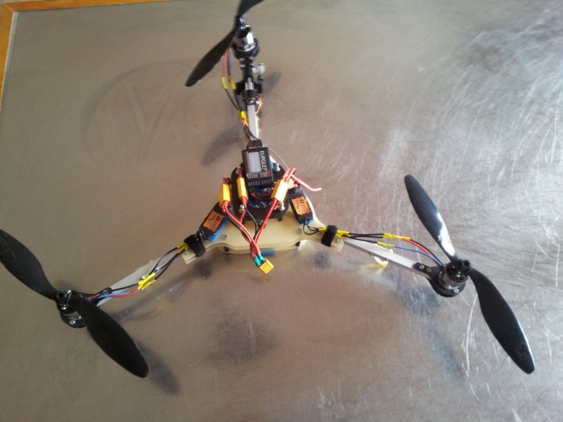 tricopter  20120417