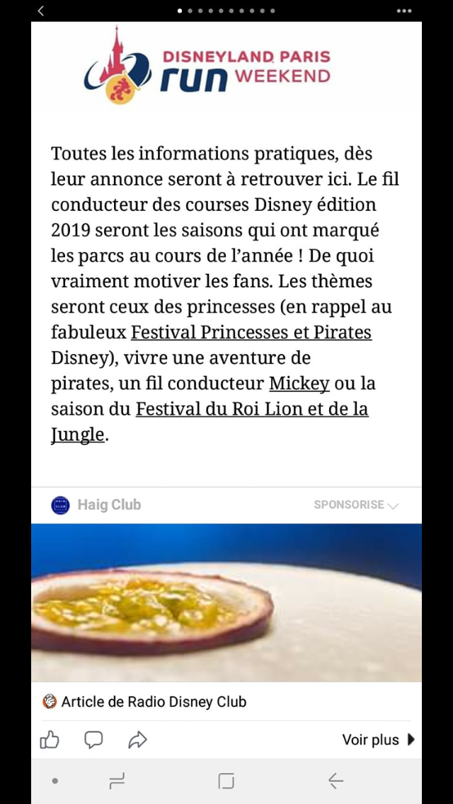 Disneyland Paris Run Weekend 2019 - Page 5 1e03c410