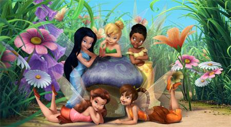 [DisneyToon Studios] La Fée Clochette 2, 3, 4 et 5 ! (2009 à 2012) Tinker10