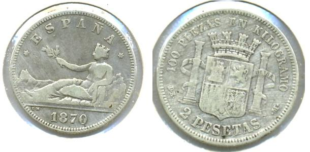 2 Pts.del Gobierno Povisional (Madrid, 1870 d.C) Gp10