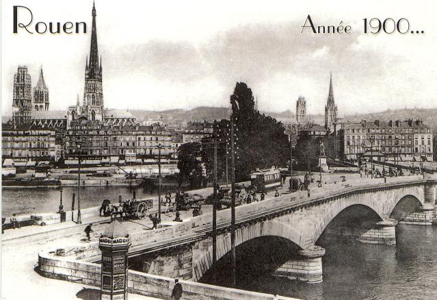 [Activité hors-Marine des ports] LE PORT DE ROUEN Rouen10