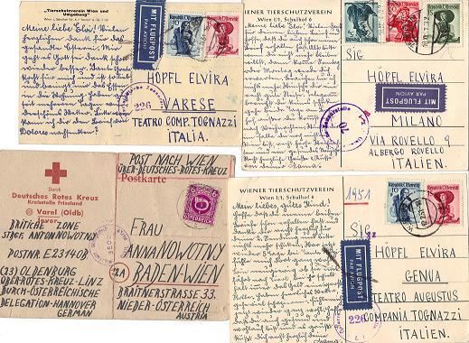Ein paar Beispiele aus Hannes Sammlung G10