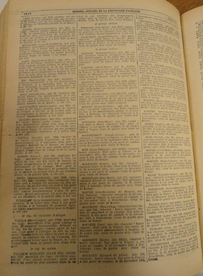 Citations_ Compagnies cyclistes_1914-1918 A1921_10
