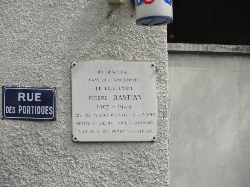 Monument des GLIERES Dsc03811
