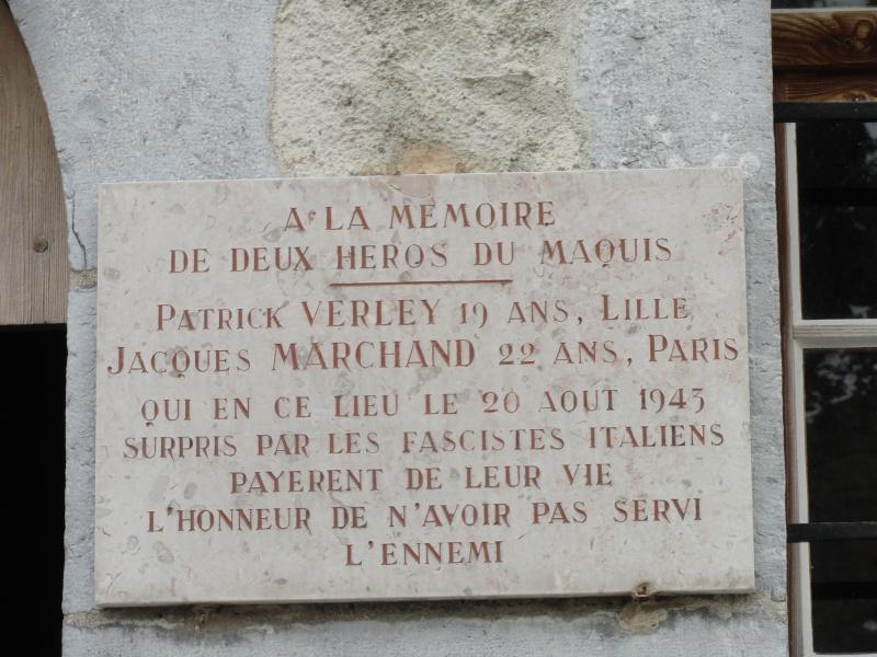 Monument des GLIERES Dsc03915