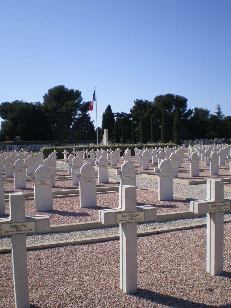 Nécropole Carré militaire Pont de Justice Nîmes 30 Imgp5717