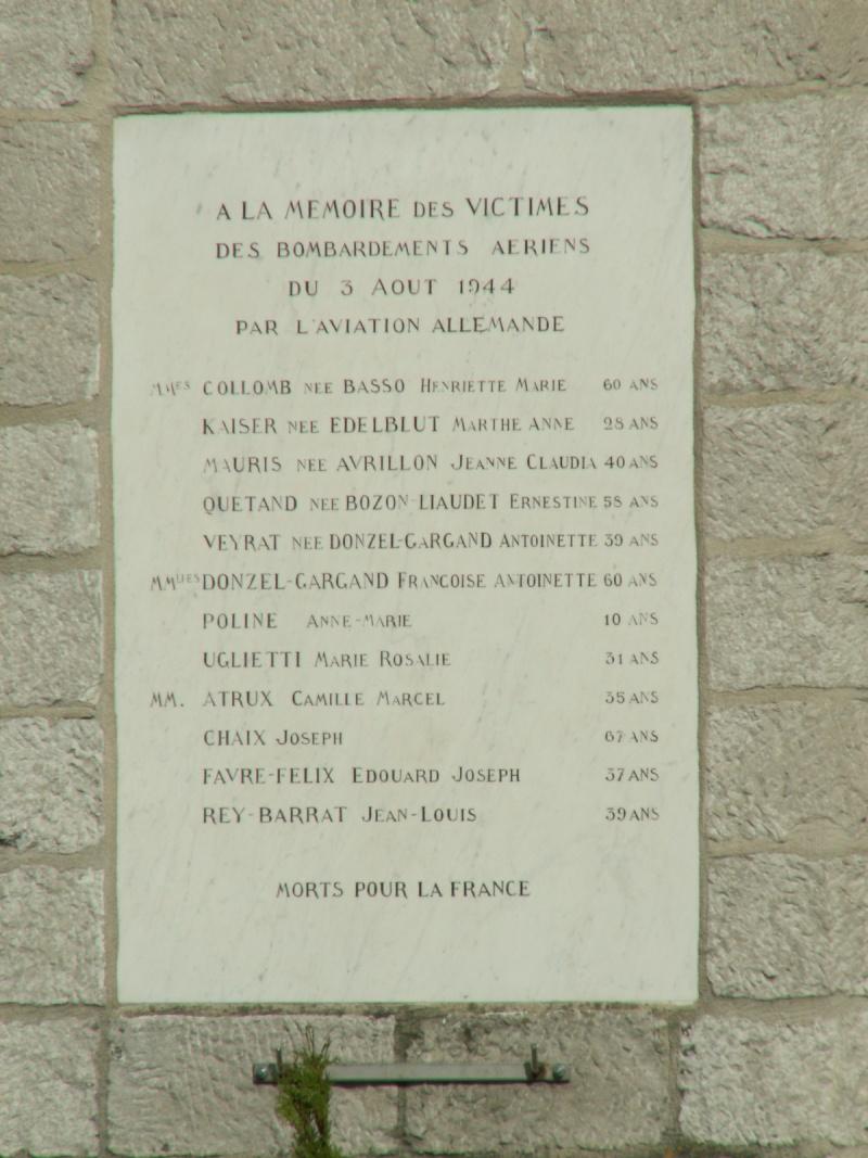 Monument des GLIERES Pict0612