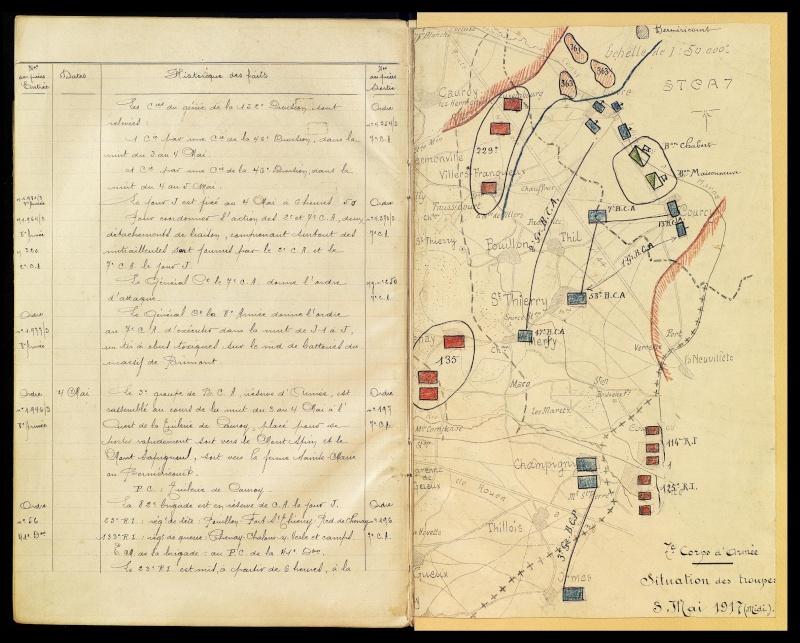 BCP 15_1914-1917_Historique Shdgr_17