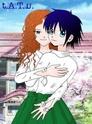 Anime/Dibujo de t.A.T.u. 46864910