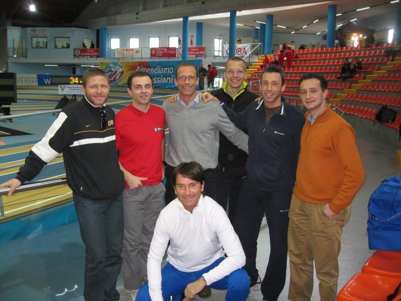 Campionati Italiani Indoor Master - Ancona 7-8-9 marzo Img_2410