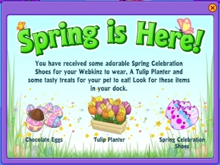 Free forum : KinzTalk - Portal Spring10