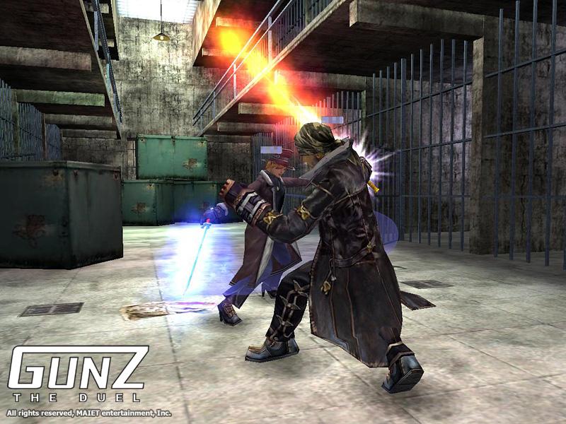 Gunz international Gunz210