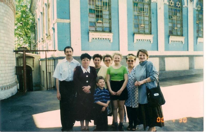 Воскресная еврейская школа Scanne10