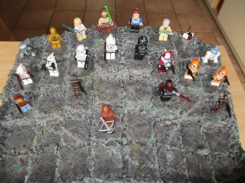 Borkland Schach Lego10