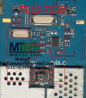 .....:::::Sonyericsson Joystik Solution:::::..... T610-t10