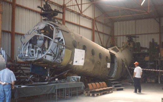 Hélicoptère BANANE FLOTILLE 31F H21_2010