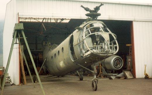 Hélicoptère BANANE FLOTILLE 31F H21_2011