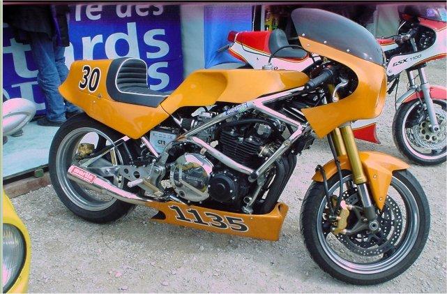 les coupes MOTOLÉGENDES .... Martin11