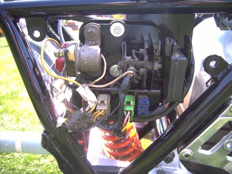 transformation Z1000 en café racer - Page 2 Pict3912