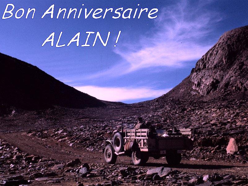 Anniv ! Alain ! Anival12